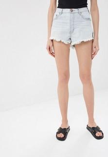 Шорты джинсовые One Teaspoon OUTLAWS OUTLAWS