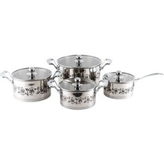 Набор посуды 8 предметов Werner Alto (50090)