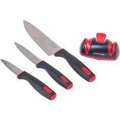 Набор ножей 4 предмета Rondell Urban (RD-1011)
