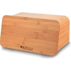 Хлебница Kelli (KL-2142)