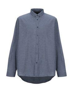 Джинсовая рубашка Trussardi
