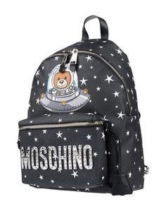 Рюкзаки Moschino
