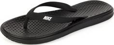 Шлепанцы для мальчиков Nike Solay Thong, размер 31