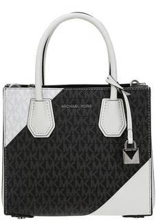 Сумка Маленькая сумка с монограммой бренда Mercer Michael Kors