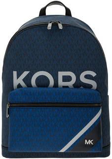 Рюкзак Вместительный рюкзак с монограммой бренда Jet Set Mens Michael Kors