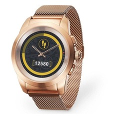 "Смарт-часы MYKRONOZ ZeTime Elite Petite, 42.9мм, 1.05"", розовое золото / розовое золото [krzt1pe-bpg-pgmil]"