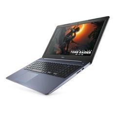 "Ноутбук DELL G3 3779, 17.3"", IPS, Intel Core i7 8750H 2.2ГГц, 16Гб, 1000Гб, 128Гб SSD, nVidia GeForce GTX 1050 Ti - 4096 Мб, Windows 10, G317-6990, синий"