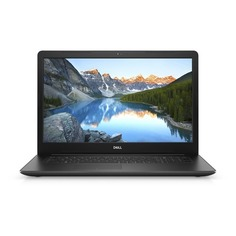 "Ноутбук DELL Inspiron 3780, 17.3"", IPS, Intel Core i7 8565U 1.8ГГц, 8Гб, 1000Гб, 128Гб SSD, AMD Radeon 520 - 2048 Мб, DVD-RW, Linux, 3780-6891, черный"