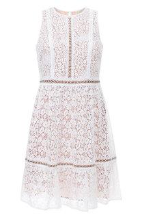 Кружевное платье MICHAEL Michael Kors
