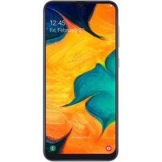 Смартфон Samsung Galaxy A30 (2019) 64Gb White (SM-A305FN)