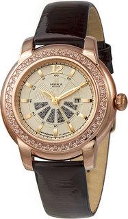 Золотые женские часы в коллекции Celebrity Женские часы Ника 1071.2.1.44A Nika