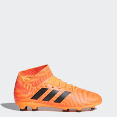 Футбольные бутсы Nemeziz 18.3 FG adidas Performance