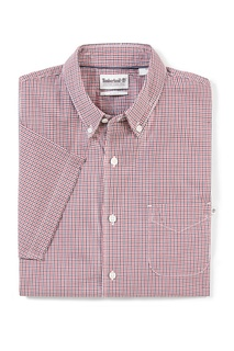 Рубашка в клетку Timberland
