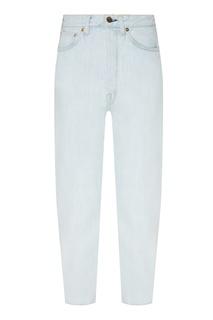 Прямые светло-голубые джинсы Golden Goose