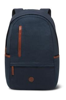 Синий текстильный рюкзак Timberland