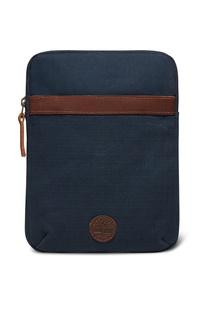 Синяя текстильная сумка Timberland