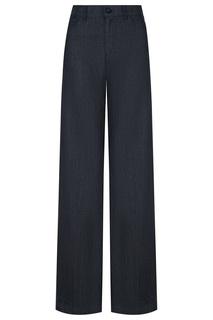 Широкие джинсы Emporio Armani