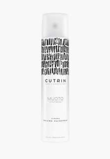 Лак для волос Cutrin Muoto Strong Volume, 300 мл