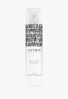 Лак для волос Cutrin Muoto Strong Instant, 300 мл