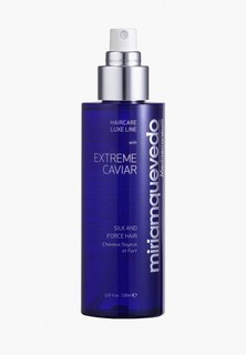 Спрей для волос Miriamquevedo Extreme Caviar Silk and Force Hair, 150 мл
