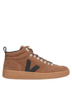 Высокие кеды и кроссовки Veja
