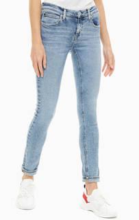 Джинсы Зауженные джинсы с низкой посадкой CKJ 022 Calvin Klein