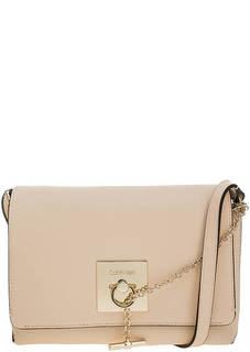 Сумка Маленькая сумка через плечо с откидным клапаном Calvin Klein