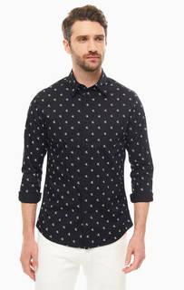 70517d80d58 Мужские рубашки с длинным рукавом Calvin Klein – купить в интернет ...