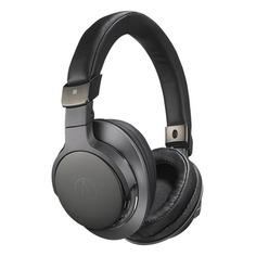 Наушники AUDIO-TECHNICA ATH-AR5BT, 3.5 мм/Bluetooth, накладные, черный