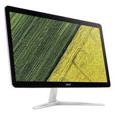 "Моноблок ACER Aspire U27-885, 27"", Intel Core i5 8250U, 8Гб, 1000Гб, Intel UHD Graphics 620, Windows 10 Home, черный и серебристый [dq.ba7er.002]"