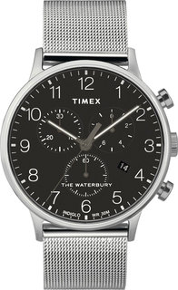 Мужские часы в коллекции Waterbury Мужские часы Timex TW2T36600VN