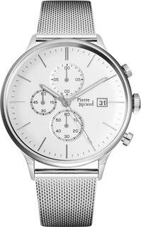 Мужские часы в коллекции Bracelet Мужские часы Pierre Ricaud P97206.5113CH