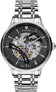 Швейцарские мужские часы в коллекции Masters Edition Мужские часы Wainer WA.25775-F2