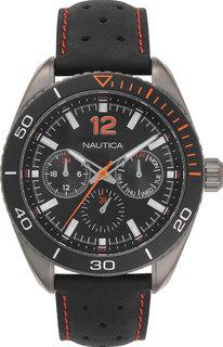 Мужские часы в коллекции Multifunction Мужские часы Nautica NAPKBN007