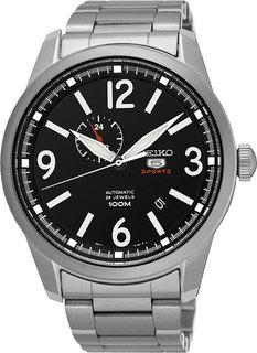 Японские мужские часы в коллекции SEIKO 5 Sports Мужские часы Seiko SSA293K1