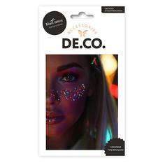 Набор переводных тату-веснушек DE.CO. by Miami tattoos Neon Deco