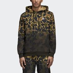 Худи Camouflage adidas Originals