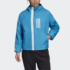 Куртка Fleece-Lined WND adidas Athletics