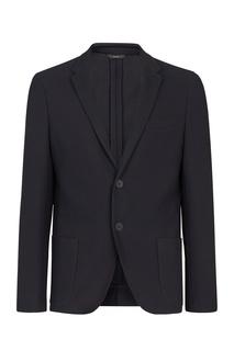 Пиджак черного цвета Fendi