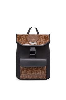 Рюкзак с контрастной отделкой Fendi