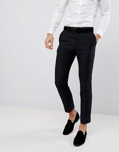 Узкие брюки под смокинг French Connection - Черный