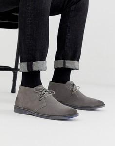 Ботинки Superdry Rallie - Серый