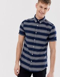 Рубашка с короткими рукавами Superdry - Синий