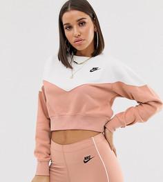 565031ea0850 Свитшот Nike - Heritage - Розовый