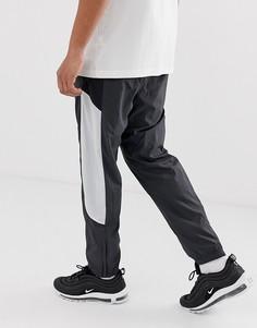 Спортивные штаны с логотипом Nike Re-Issue - Серый