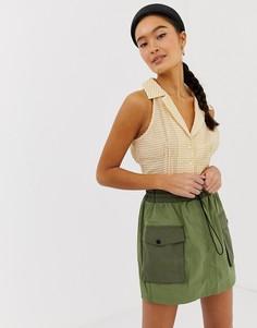 f41bca8969e Блузки без рукавов – купить блузку в интернет-магазине