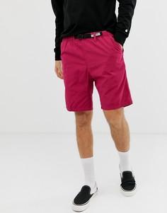 Розовые шорты Carhartt WIP Clover - Розовый