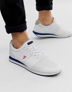Белые кроссовки Farah sport - Белый