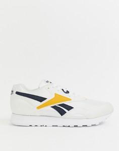 Белые кроссовки Reebok Rapide - Белый