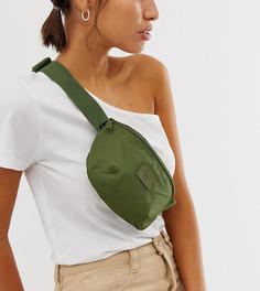 Зеленая сумка-кошелек на пояс Herschel Supply Co Fourteen - Зеленый